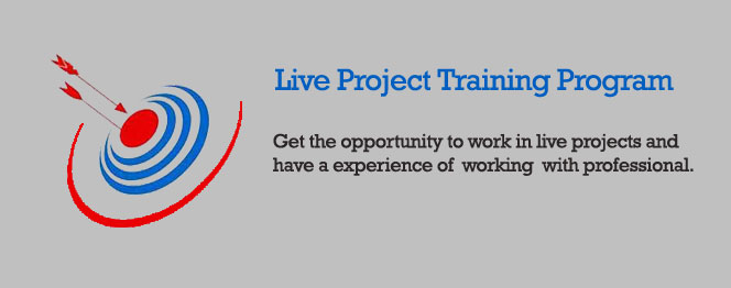 Live Project Training in Jamshedpur
